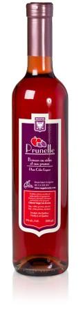 Prunelle boisson au cidre et prunes