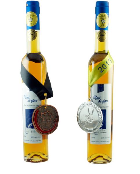 Médaille Or 2013 Mont de Glace
